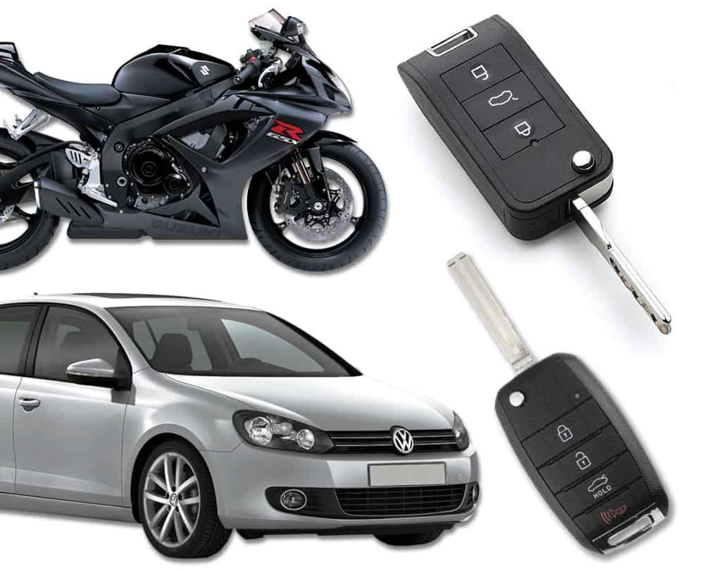 Chiavi Auto e Moto